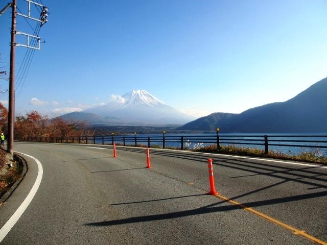 静岡県 車線分離対策