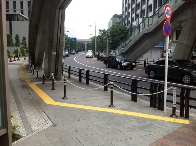 東京都 港区 駐禁対策