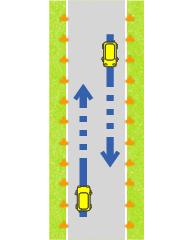 歩車道区分